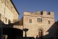 Bevagna, Chiesa di San Silvestro e Teatro